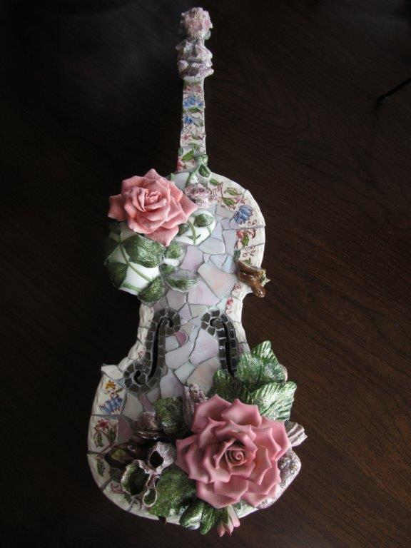 Sylvia's Violins | Lo, How a Rose E're Blooming