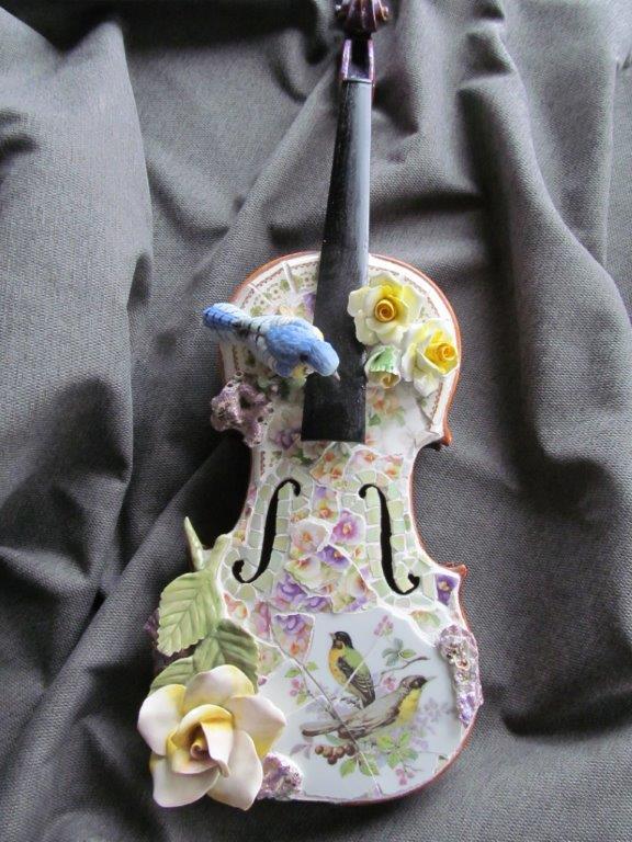 Sylvia's Violins   Le Violette